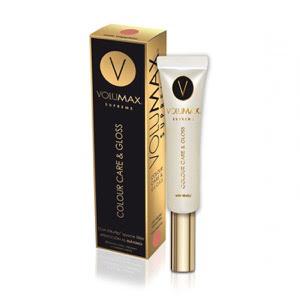 Volumax Supreme Colour Care & Gloss bálsamo labial color brown miracle 15ml