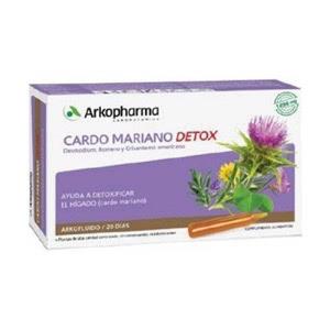Arkopharma Cardo Mariano 20 ampollas