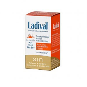 Ladival Cover protector acción antimanchas color SPF50+ 4gr