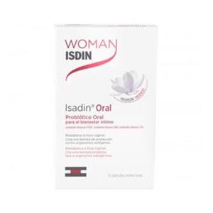 WOMAN ISDIN Isadin® Oral Probiótico 15cáps