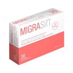Migrasin® sin cafeina 30comp gastrorresistentes