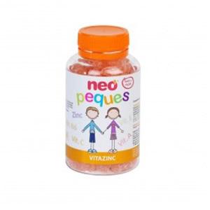 Neo Peques Vitazinc 30 Caramelos Mast.