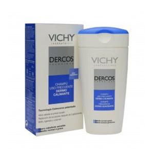 Vichy Dercos champú dermo calmante 200ml