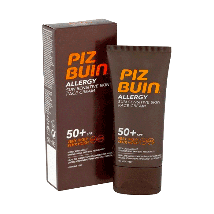 Piz Buin allergy SPF50+ crema 50ml