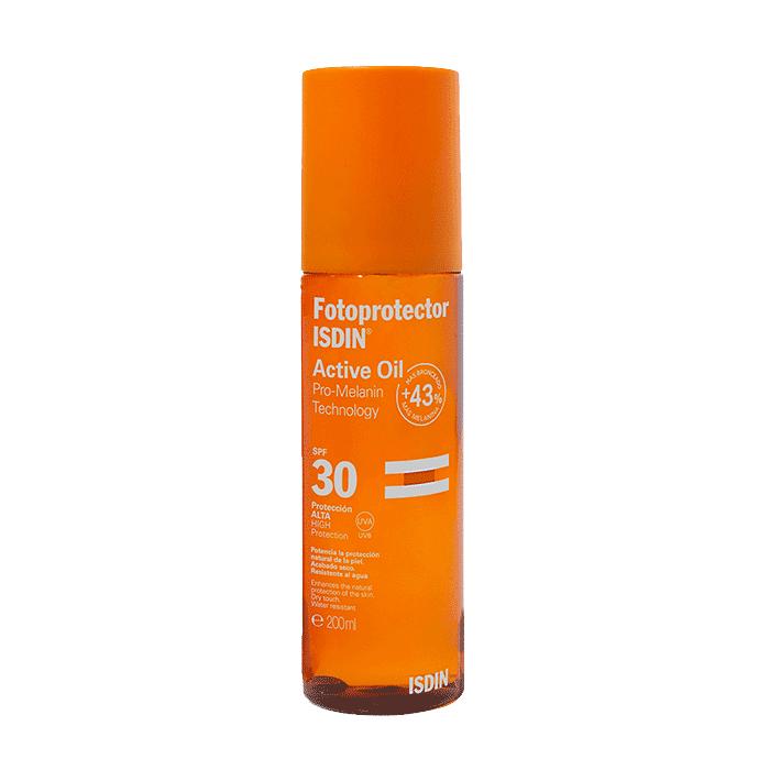 Isdin Fotoprotector Active Oil SPF30. 200ml